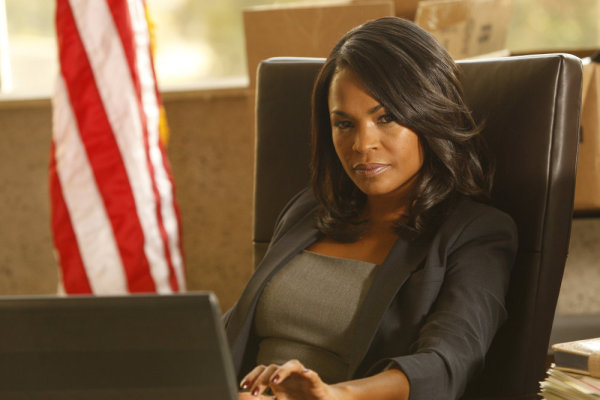 Nia Long in Chase (2010)