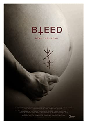 Bleed poster