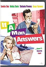 If a Man Answers (1962) Poster - Movie Forum, Cast, Reviews