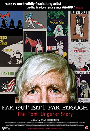 Far Out Isn't Far Enough: The Tomi Ungerer Story (2012)