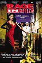 A Rage in Harlem (1991) Poster
