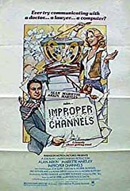 Improper Channels (1981) Poster - Movie Forum, Cast, Reviews