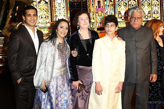 Ila Arun, Linda Bassett, Jimi Mistry, Om Puri, and Aqib Khan