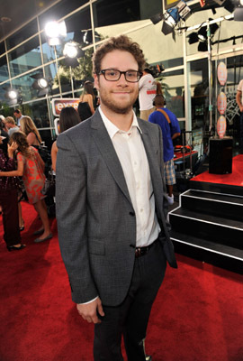 Seth Rogen at an event for Funny People (2009)