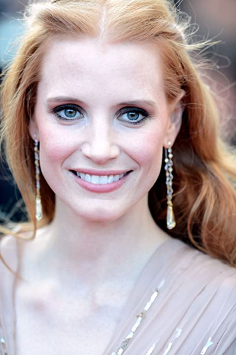 Jessica Chastain at an event for Lawless (2012)