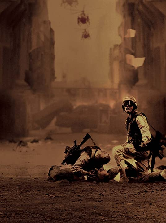 Josh Hartnett in Black Hawk Down (2001)