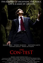 The Con-Test Poster