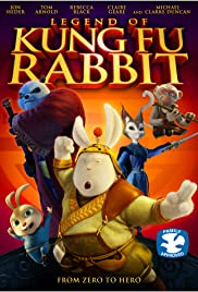 Legend of Kung Fu Rabbit Poster