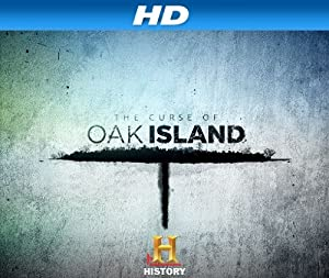 Poster The Curse of Oak Island