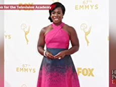 Uzo Aduba Owned The Stage At The Emmys