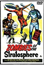 Primary image for Zombies of the Stratosphere