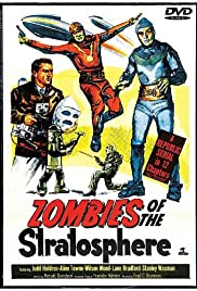 Zombies of the Stratosphere (1952) Poster - Movie Forum, Cast, Reviews