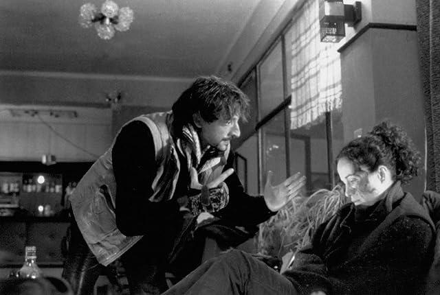 Andie MacDowell and Adrien Brody in Harrison's Flowers (2000)