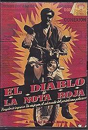 El diablo y la nota roja Poster
