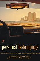 Image of Personal Belongings