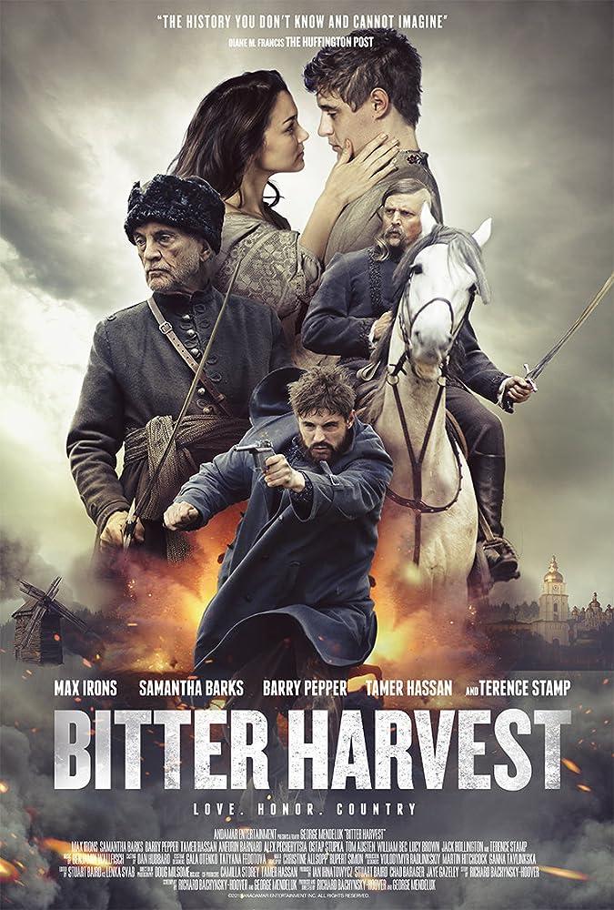 Bitter Harvest (2017), filme online subtitrat în Română