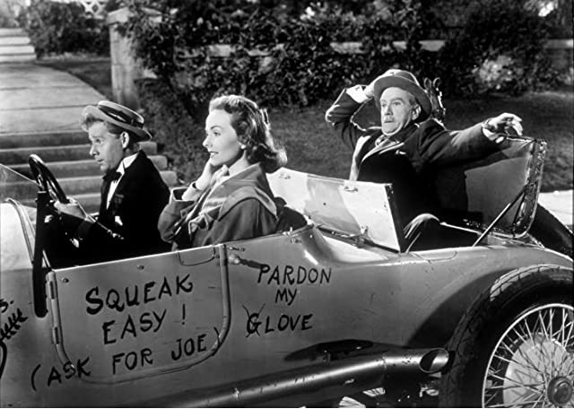 Jeanne Crain and Clifton Webb in Cheaper by the Dozen (1950)