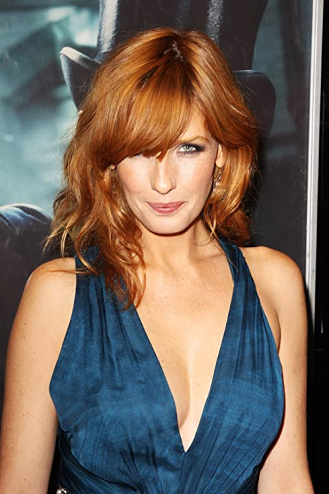 Kelly Reilly at an event for Sherlock Holmes: A Game of Shadows (2011)