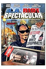 The L.A. Riot Spectacular (2005) Poster - Movie Forum, Cast, Reviews