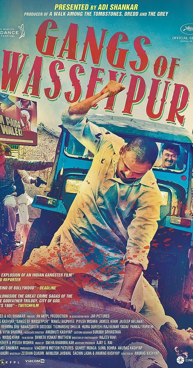 Gangs of Wasseypur (2012) Bluray