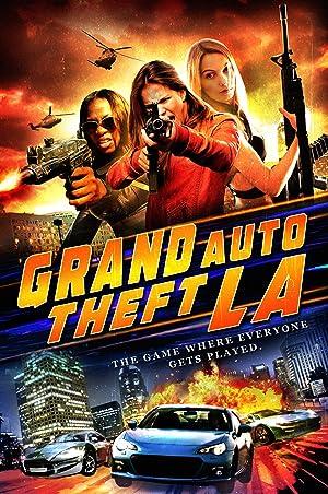 Grand Auto Theft: L.A. (2014)