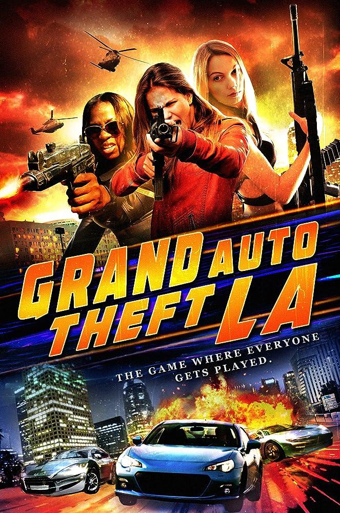 Фильм Большой автоугон: Лос-Анджелес (2014)