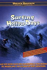 Surfing Hollow Days Poster