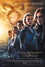 The Mortal Instruments City of Bones 2013 720p 1.1GB BluRay [Hindi DD 2.0 – English 2.0] MKV