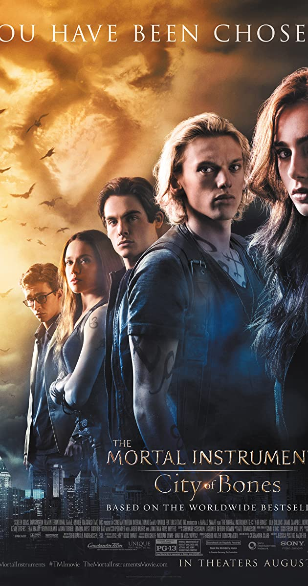 The Mortal Instruments City of Bones 2013