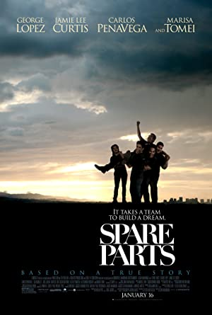 Spare Parts (2015) Download on Vidmate