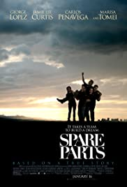 Spare Parts (2015) Poster - Movie Forum, Cast, Reviews