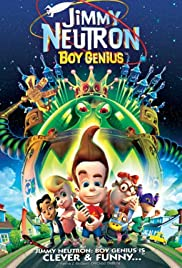 Jimmy Neutron: Boy Genius 2001 Poster