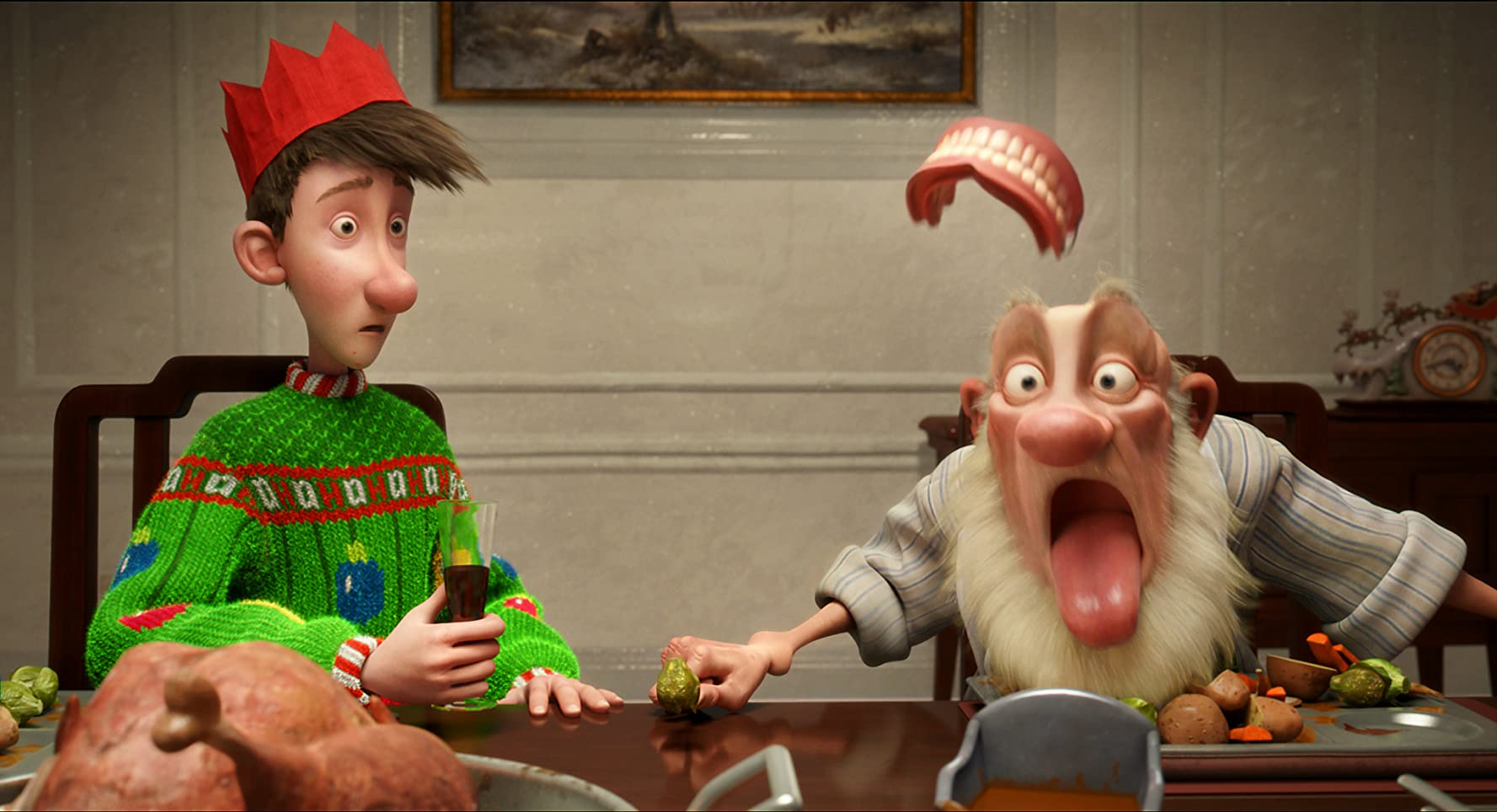 Autism Friendly Arthur Christmas