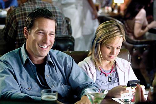 John Corbett and Brie Larson in United States of Tara (2009)