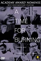 Image of A Time for Burning