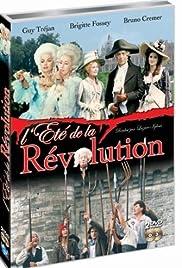 L'été de la révolution Poster