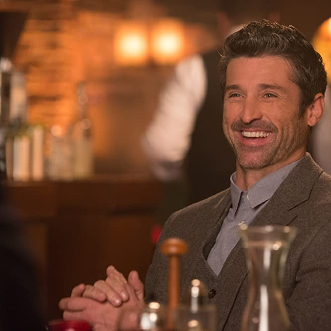 Patrick Dempsey in Bridget Jones's Baby (2016)