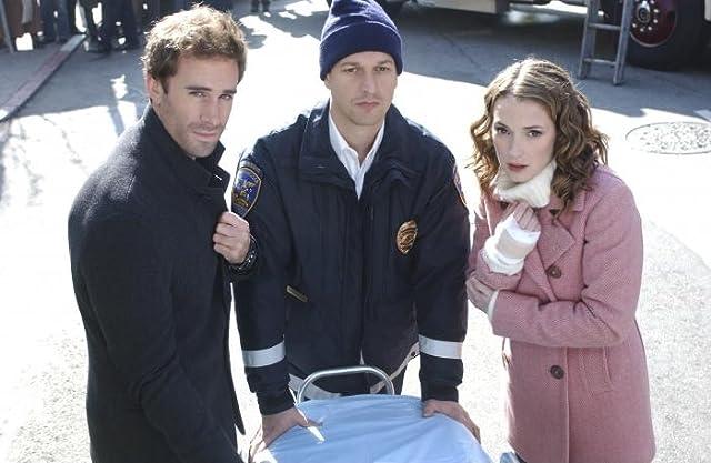 Winona Ryder, Josh Charles, and Joseph Fiennes in The Darwin Awards (2006)