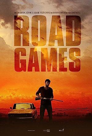 Road Games (2015) HD 720P