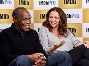Maya Rudolph and Danny Glover speak to IMDb about their beautiful road movie 'Mr. Pig,' where they play an estranged father and daughter forced to come together. Find out what it was like working with pigs and how filming this movie was particularly special for Danny.
