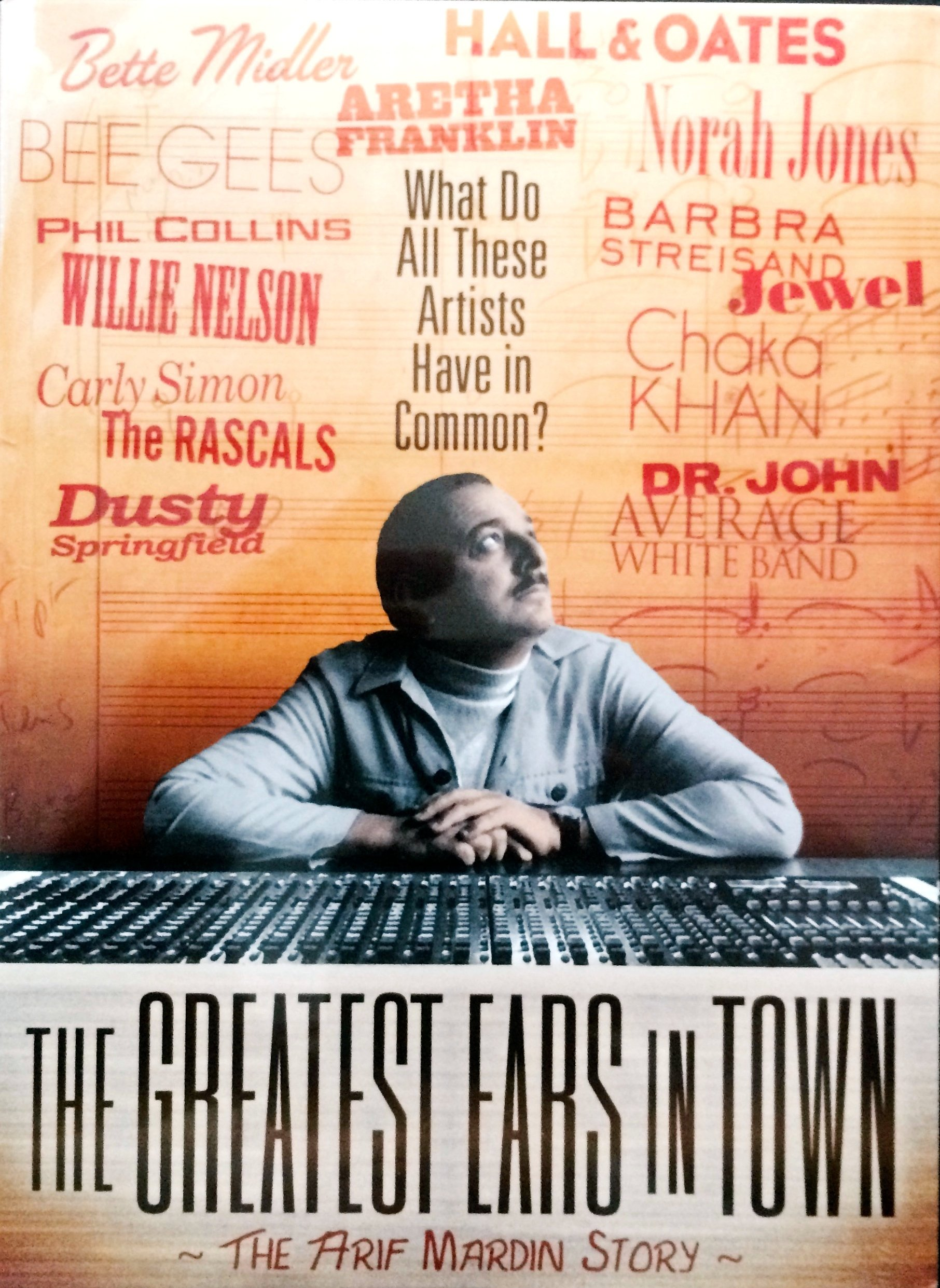 image The Greatest Ears in Town: The Arif Mardin Story Watch Full Movie Free Online
