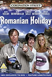 Coronation Street: Romanian Holiday Poster