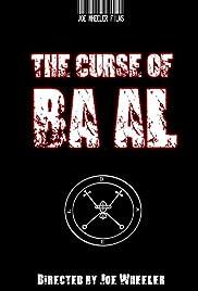 The Curse of Ba'al Poster