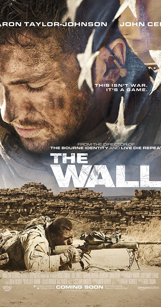 The Wall 2017 English Movie 700MB