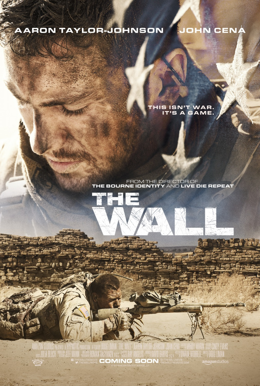 image The Wall (2017/II) Watch Full Movie Free Online