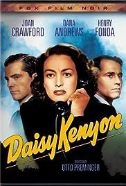 Daisy Kenyon Poster