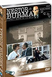 Nestor Burma en direct Poster