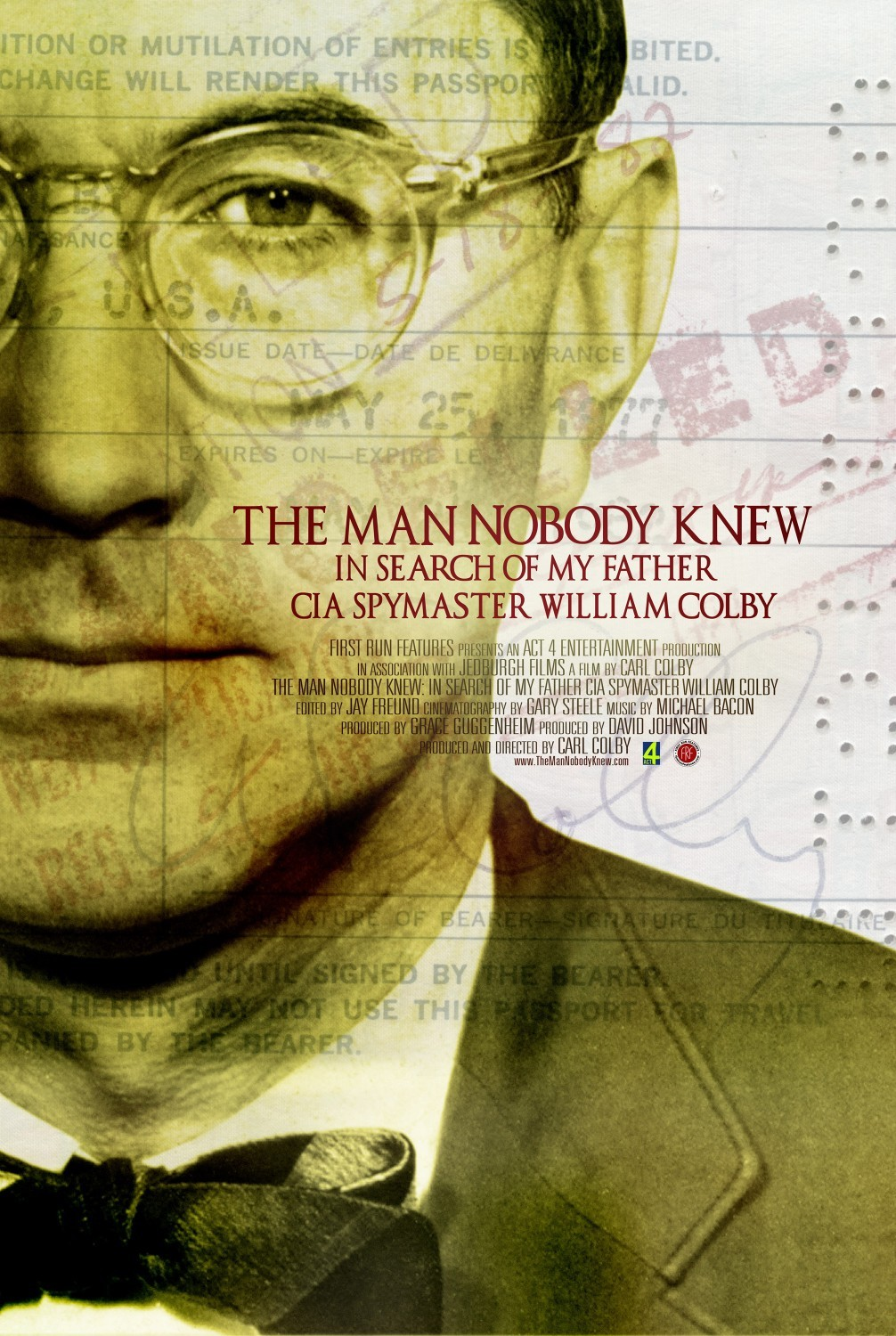 image The Man Nobody Knew: In Search of My Father, CIA Spymaster William Colby Watch Full Movie Free Online