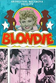 Blondie Meets the Boss Poster
