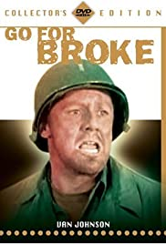 Go for Broke! Poster